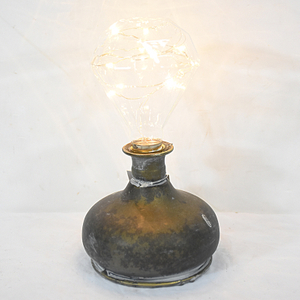 Vintage Decoration mini Metal Led Desk Lamp