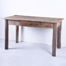 Farmhouse Rustic Reclaimed Wood Dining Table